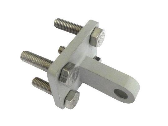 Overview 6mm aluminium bracket gr rk1 sideways bolts