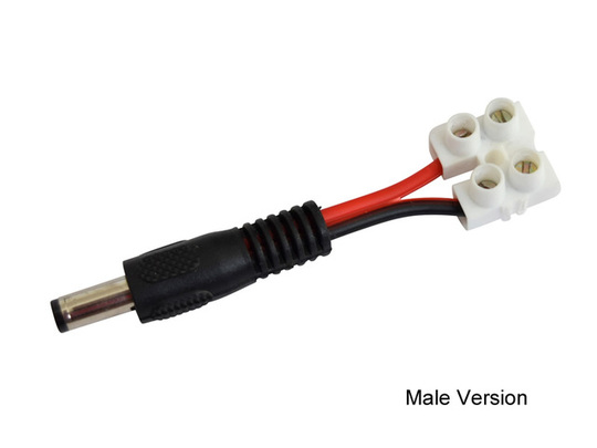 2.1x5.5mm DC Connector to Screw Terminal Adapter