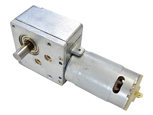 GR-WM1 12V DC 595 Motor with 98:1 Gearbox