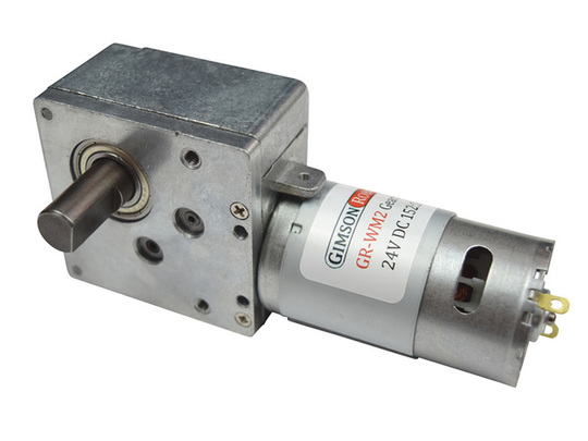 GR-WM2 24V DC RS-595 Motor with 152:1 Gearbox - Gimson