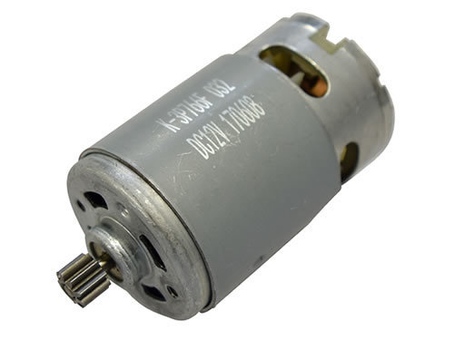K-3P766F 032 170608 12V DC '550' Motor, for Cordless Tools