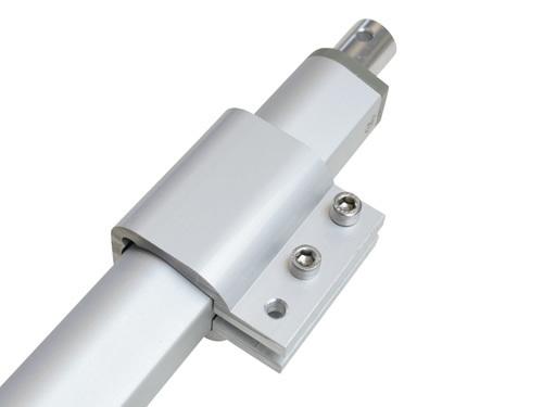 Gla200 gla750 gla600 s body mounting bracket machined aluminium clamp 6mm pivot clevis example on actuator