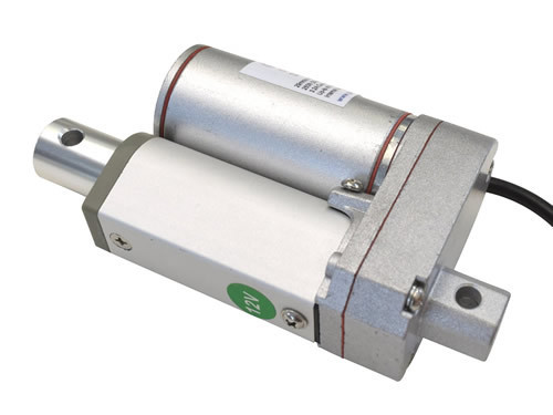 Gla750 12v dc linear actuator compact high force hatch automation door gimson robotics 30mm stroke small 500x375