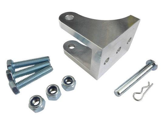 Aluminium 6mm actuator piston bracket cnc accessories overview clevis2