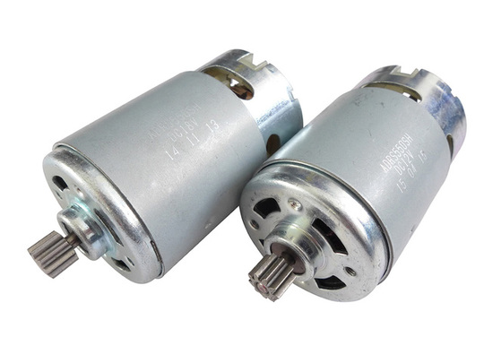 Adrs550sh Dc 36mm Motor 12v And 18v Versions Gimson