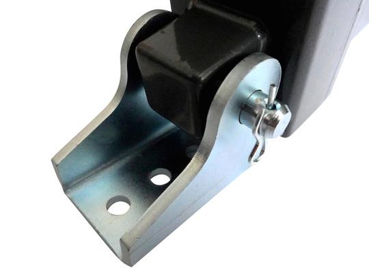8mm steel bracket actuator rear example
