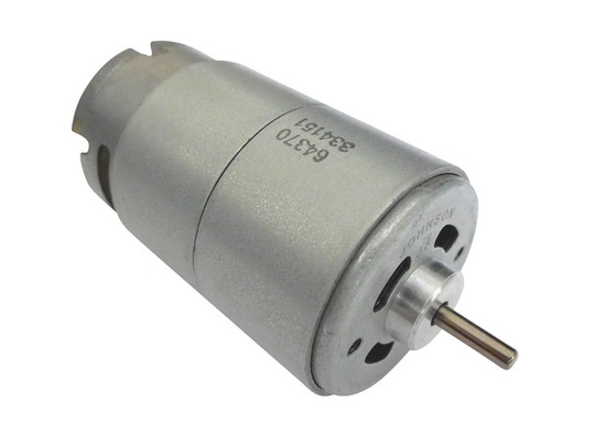Dc electric gearmotors gimson robotics the linear for Johnson electric dc motors