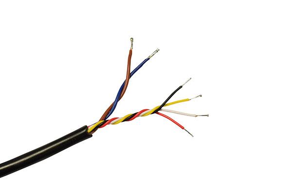 6-Core Actuator Lead